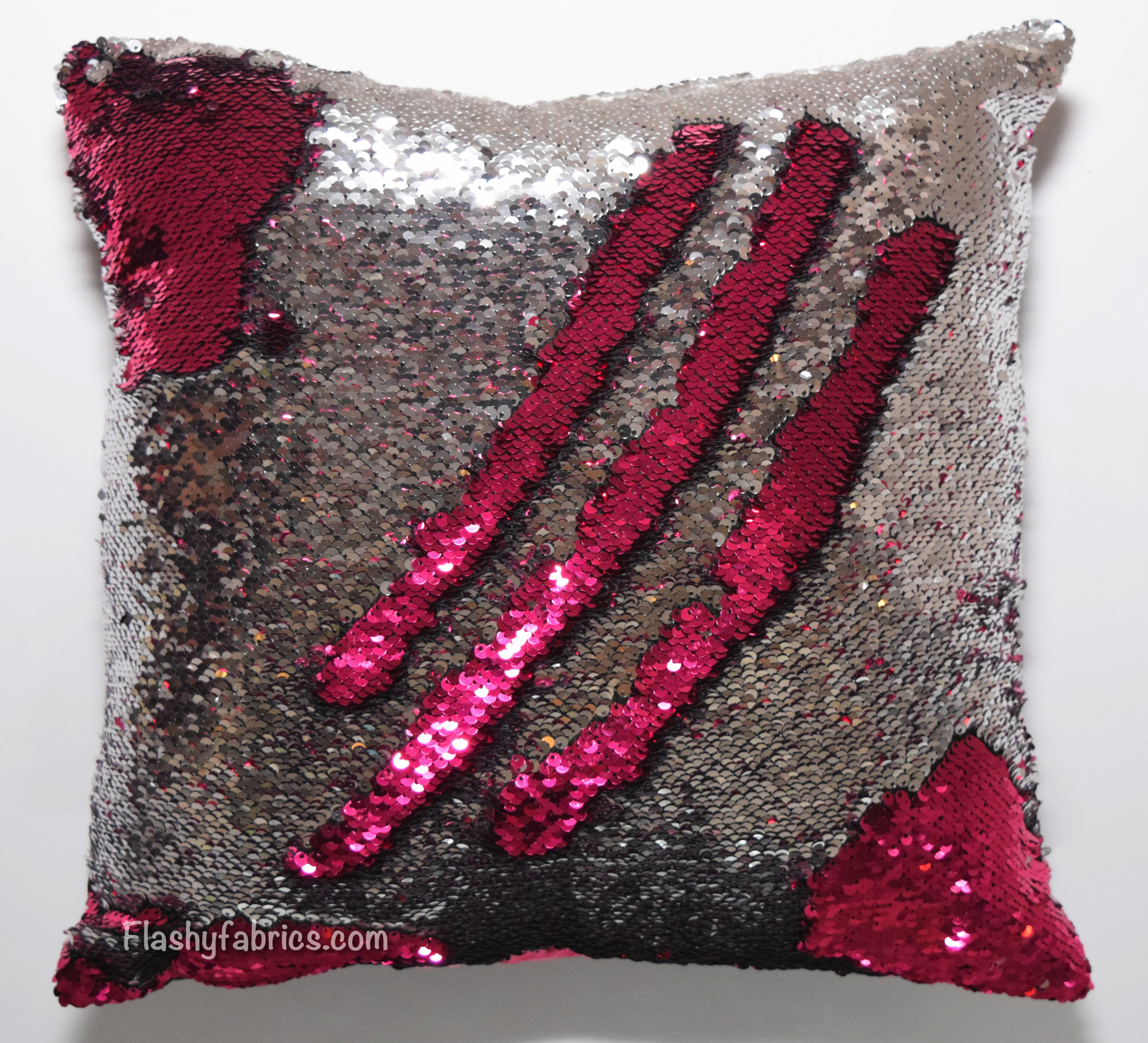 products treasure pillow gaia one tee mermaid sequins sequin stuffed pillows side succulent